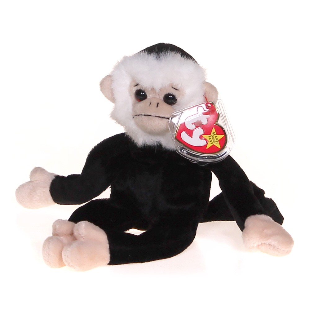 Ty Ty Mooch the Spider Monkey Beanie Baby Capuchin (Retired) cfc21a968f8