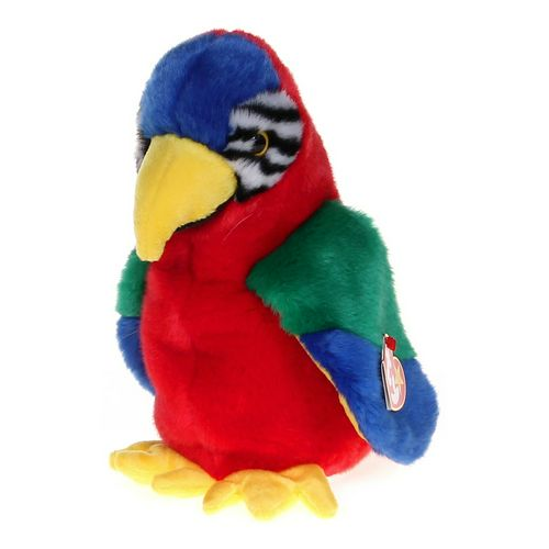 Plush Parakeet at up to 95% Off - Swap.com