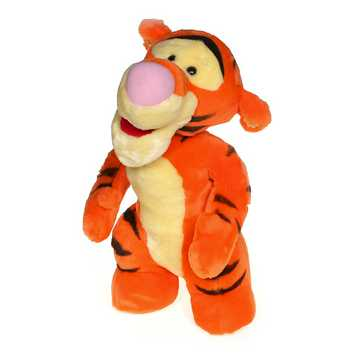 Plush Tigger for Sale on Swap.com