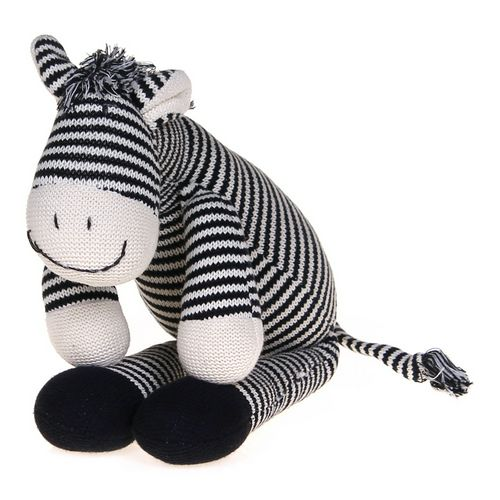 Plush Zebra at up to 95% Off - Swap.com