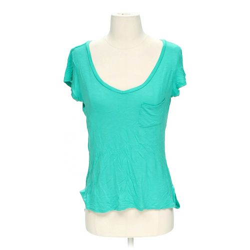 Charlotte Russe Pocket Tee in size S at up to 95% Off - Swap.com