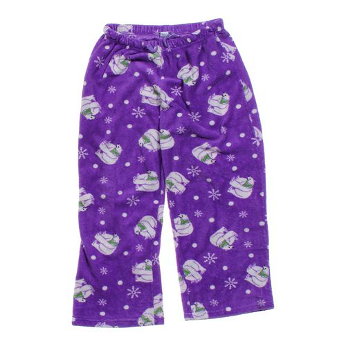 Amanda & Zoey Polar Bear Print Sweatpants in size JR 11 at up to 95% Off - Swap.com