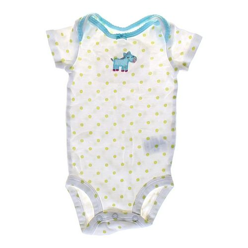 Carter's Polka Dot Bodysuit in size 3 mo at up to 95% Off - Swap.com