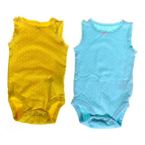 Carter's Polka Dot Bodysuit Set in size 3 mo at up to 95% Off - Swap.com