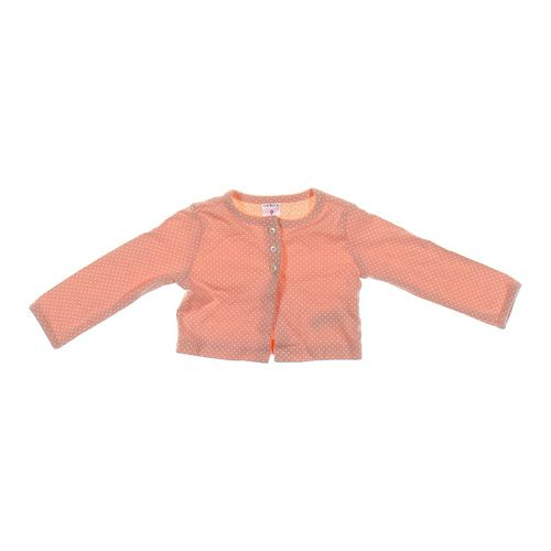 Carter's Polka Dot Cardigan in size 9 mo at up to 95% Off - Swap.com