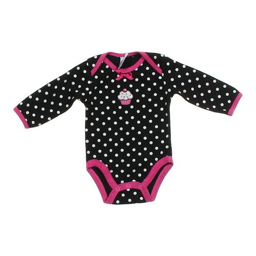 Babyworks Polka Dot Cupcake Bodysuit in size NB at up to 95% Off - Swap.com