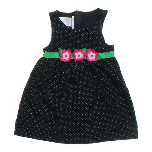 Bonnie Jean Polka Dot Dress in size 4/4T at up to 95% Off - Swap.com