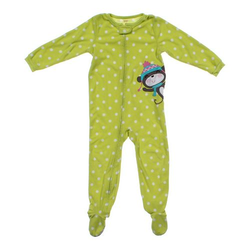 Carter's Polka Dot Footed Pajamas in size 4/4T at up to 95% Off - Swap.com