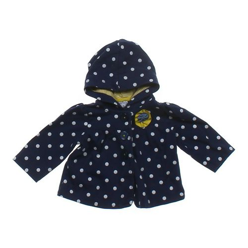 Carter's Polka Dot Hoodie in size 6 mo at up to 95% Off - Swap.com