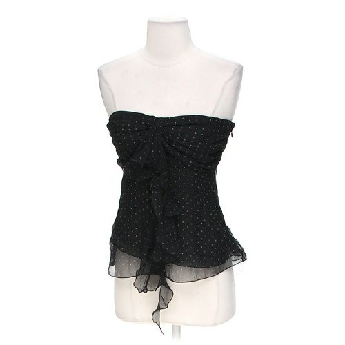 The Limited Polka Dot Mesh Tube Top in size 4 at up to 95% Off - Swap.com