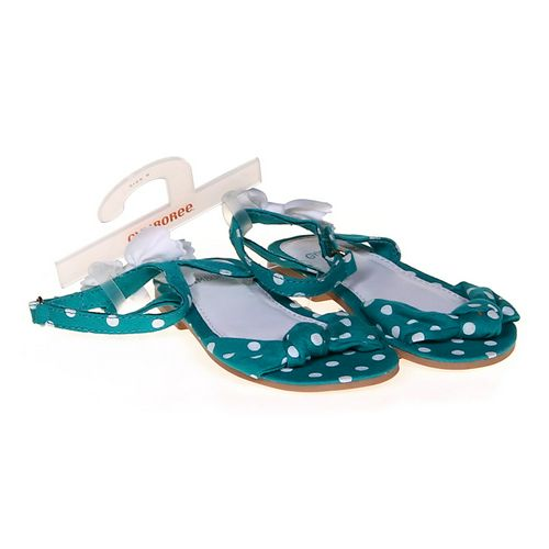 Gymboree Polka Dot Sandals in size 9 Toddler at up to 95% Off - Swap.com