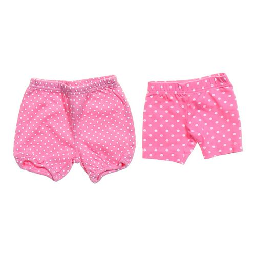 Child of Mine Polka Dot Shorts Set in size 6 mo at up to 95% Off - Swap.com