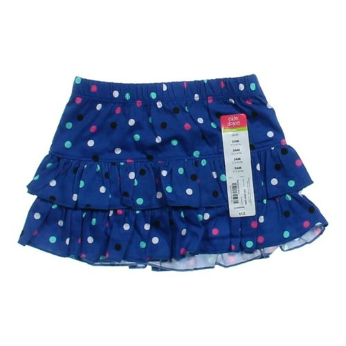 Okie Dokie Polka Dot Skort in size 24 mo at up to 95% Off - Swap.com
