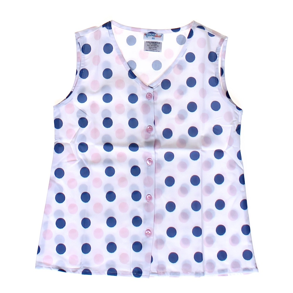 kinder wear polka dot tank top online consignment. Black Bedroom Furniture Sets. Home Design Ideas