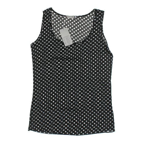 Liva Girl Polka Dot Tank Top in size JR 11 at up to 95% Off - Swap.com