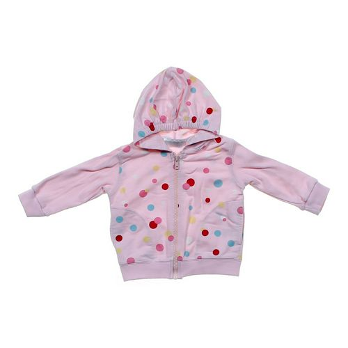 Specialty Baby Polka Dot Zip-up Hoodie in size 12 mo at up to 95% Off - Swap.com