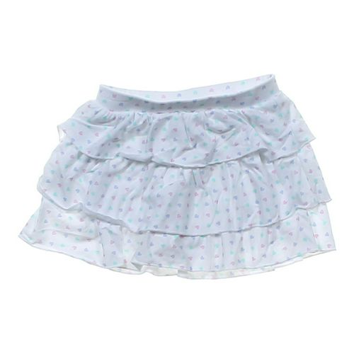 Little Miss Attitude Polka Heart Tiered Skort in size 3/3T at up to 95% Off - Swap.com