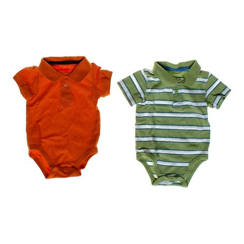 Jumping Beans Polo Bodysuit Set in size 6 mo at up to 95% Off - Swap.com