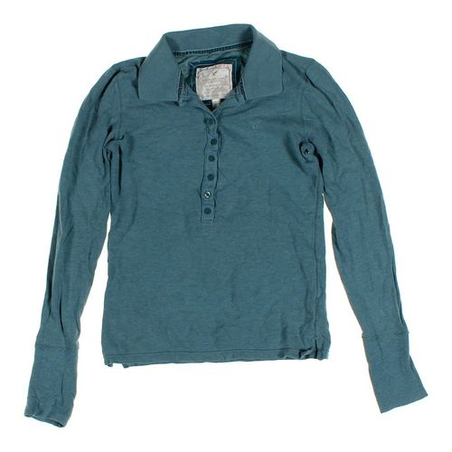 American Eagle Outfitters Polo Shirt in size S at up to 95% Off - Swap.com