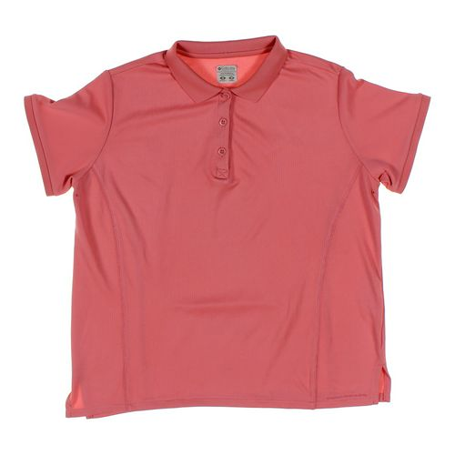 Columbia Sportswear Company Polo Shirt in size M at up to 95% Off - Swap.com