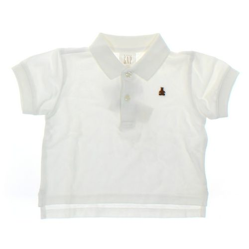 babyGap Polo Shirt in size 6 mo at up to 95% Off - Swap.com