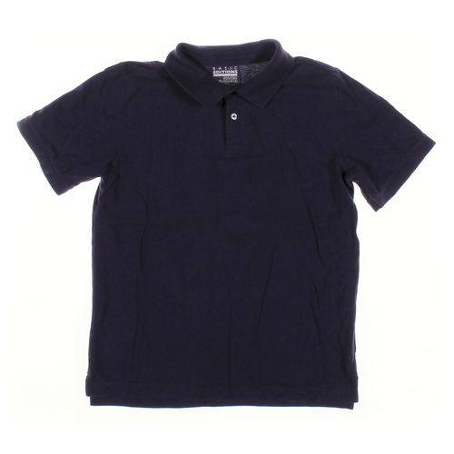 Basic Editions Polo Shirt in size 14 at up to 95% Off - Swap.com