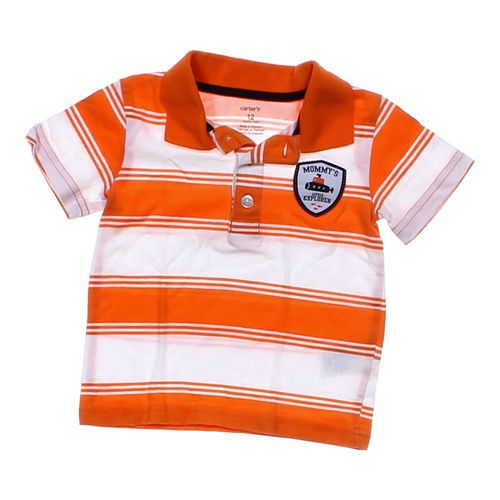 Carter's Polo Shirt in size 12 mo at up to 95% Off - Swap.com