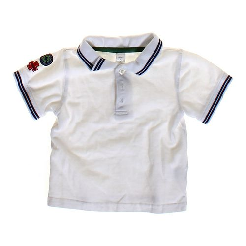 Carter's Polo Shirt in size 9 mo at up to 95% Off - Swap.com
