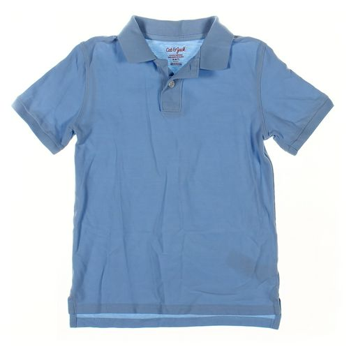 Cat & Jack Polo Shirt in size 6 at up to 95% Off - Swap.com