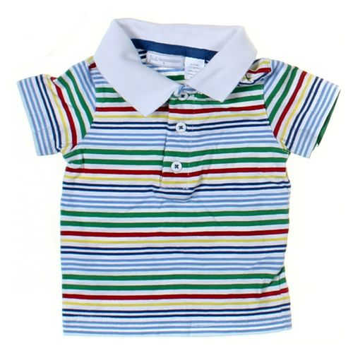 First Impressions Polo Shirt in size 6 mo at up to 95% Off - Swap.com