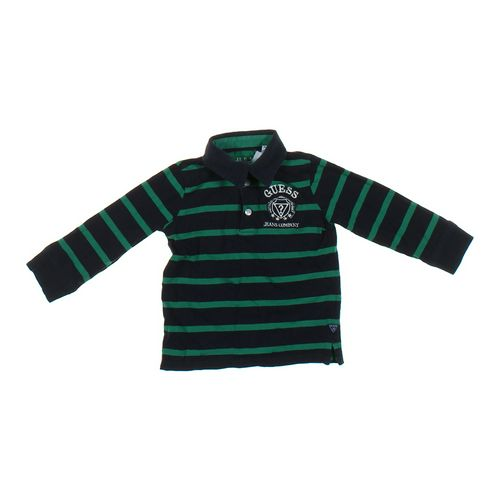 GUESS Polo Shirt in size 18 mo at up to 95% Off - Swap.com