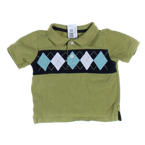 Gymboree Polo Shirt in size 12 mo at up to 95% Off - Swap.com
