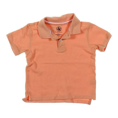 J. Khaki Polo Shirt in size 4/4T at up to 95% Off - Swap.com