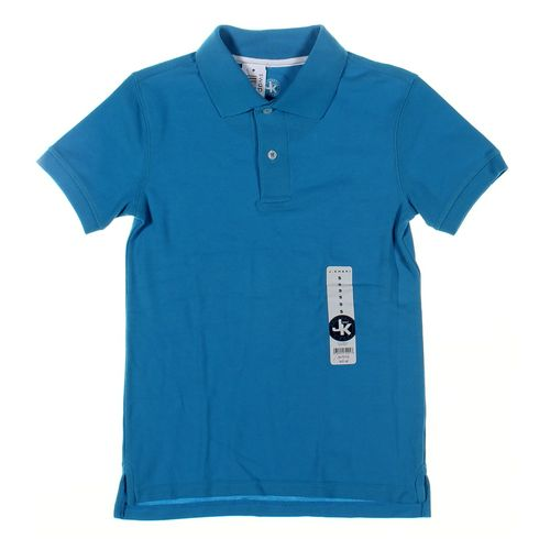 J. Khaki Polo Shirt in size 6 at up to 95% Off - Swap.com