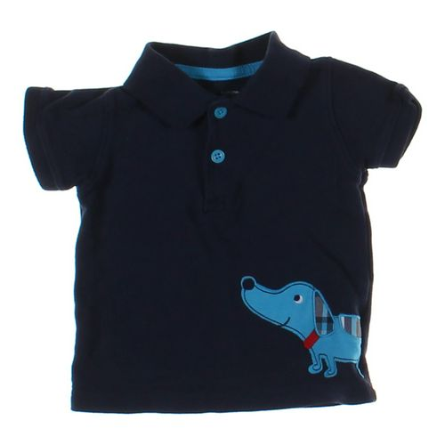 Just One You Polo Shirt in size 9 mo at up to 95% Off - Swap.com