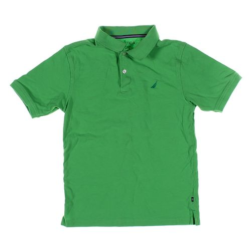 Nautica Polo Shirt in size 14 at up to 95% Off - Swap.com