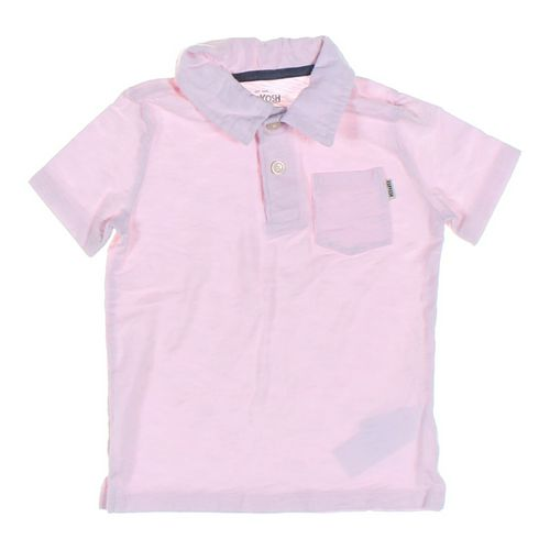 OshKosh B'gosh Polo Shirt in size 3/3T at up to 95% Off - Swap.com