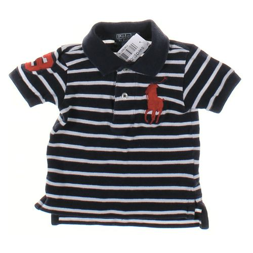 Polo by Ralph Lauren Polo Shirt in size 12 mo at up to 95% Off - Swap.com