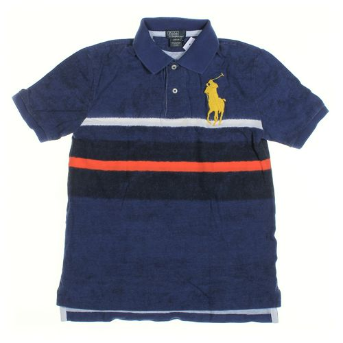 Polo by Ralph Lauren Polo Shirt in size 14 at up to 95% Off - Swap.com