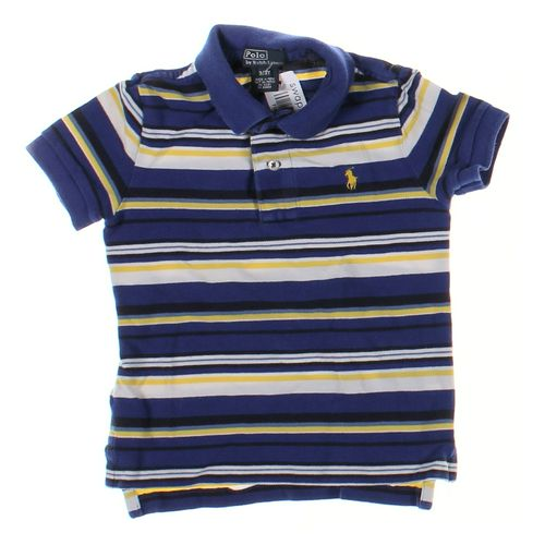 Polo by Ralph Lauren Polo Shirt in size 3/3T at up to 95% Off - Swap.com