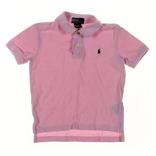 Polo by Ralph Lauren Polo Shirt in size 5/5T at up to 95% Off - Swap.com