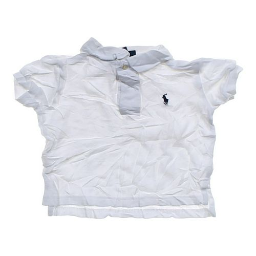 Polo Jeans Co. Polo Shirt in size 9 mo at up to 95% Off - Swap.com