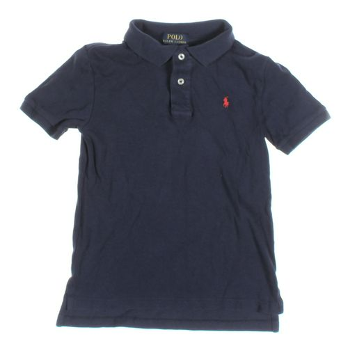 Polo Ralph Lauren Polo Shirt in size 7 at up to 95% Off - Swap.com