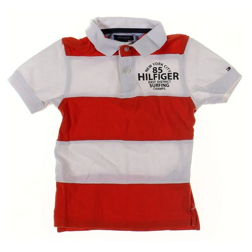 Tommy Hilfiger Polo Shirt in size 5/5T at up to 95% Off - Swap.com
