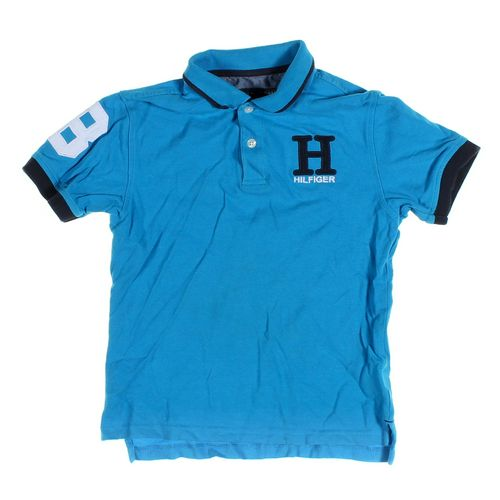 Tommy Hilfiger Polo Shirt in size 8 at up to 95% Off - Swap.com