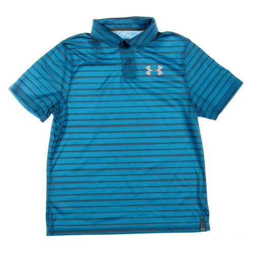 Under Armour Polo Shirt in size 14 at up to 95% Off - Swap.com