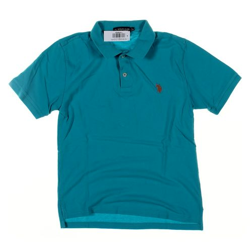 U.S. Polo Assn. Polo Shirt in size 14 at up to 95% Off - Swap.com