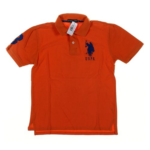 U.S. Polo Assn. Polo Shirt in size 18 at up to 95% Off - Swap.com