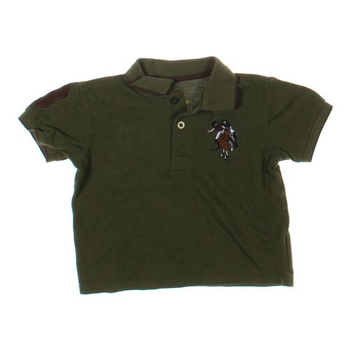 U.S. Polo Assn. Polo Shirt in size 3/3T at up to 95% Off - Swap.com