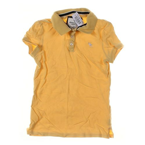 Abercrombie Polo Shirt in size 14 at up to 95% Off - Swap.com